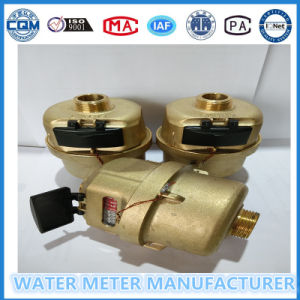 Vanne Wheel Volumetric Water Meter pictures & photos