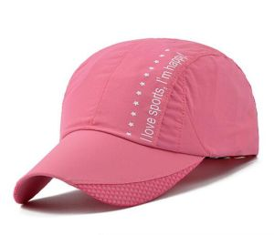 Men′s UV Protect Moisture Wicking Fabric Cap pictures & photos
