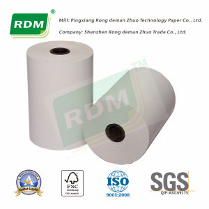 Bond Paper Rolls for DOT-Matrix POS Printer pictures & photos