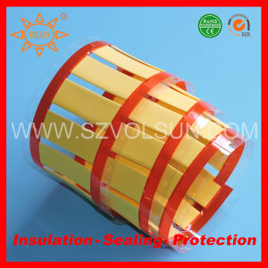 Permanent Printing Heat Shrink Wire Identification Sleeves pictures & photos