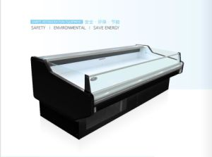 Good Quality Best Selling Glass Door Commercial Supermarket Refrigerator Cabinet pictures & photos