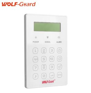 Easy Operate Wireless Control Keyboard for GSM Alarm System/Kit pictures & photos