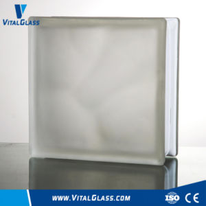Safety Acid Cloudy Glass Block/Brick pictures & photos