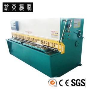 Hydraulic Shearing Machine, Steel Cutting Machine, CNC Shearing Machine QC12k-4*3200 pictures & photos