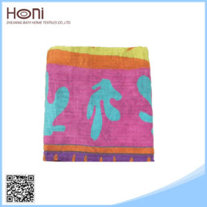 Jacquacd Towel Cotton Towel 100% Cotton Facial Towel pictures & photos