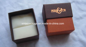 Custom Logo Cardboard Jewelry Boxes