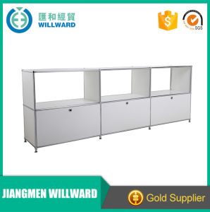 Modular Metal Rolling Steel Large Storage Workbench Tool Transcube Modular Filing Cabinet pictures & photos