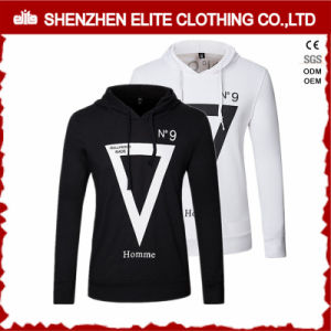 Custom Made Men′s Clothing Casual White Hoodie (ELTHI-114) pictures & photos