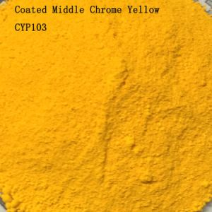 Plastic and Rubber Used Coated Middle Chromeyellow pictures & photos