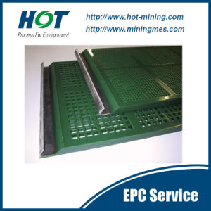 Durable Copper Mine Polyurethane Screen Panel pictures & photos