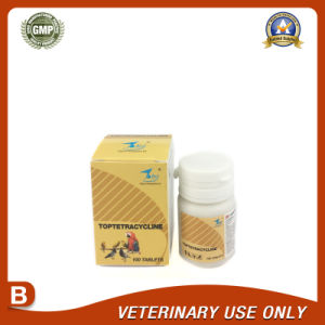 Veterinary Drugs of Tetracycline hydrochloride Bolus 100 tabs pictures & photos