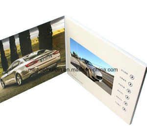 Cheap Promotion Gift 4.3inch LCD Monitor Video Invitation Card (VC-043) pictures & photos