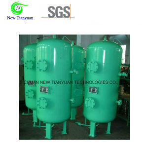 Buffer Vessel with Excellent Performance Applied to CNG Station pictures & photos