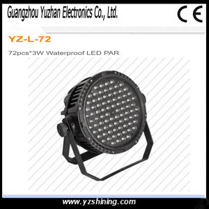 DMX512 Stage Lighting 90pcsx3w Waterproof LED PAR Lighting pictures & photos
