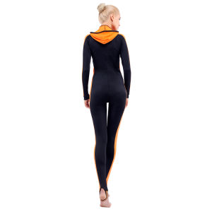Women`S One-Piece Lycra Hooded Swimming and Diving Rash Guard pictures & photos