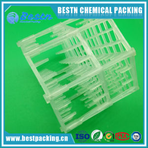 Plastic Polypropylene Q-Pack for Tertiary Filtration pictures & photos