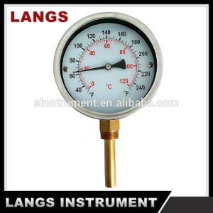 "035 Hot Water Thermometer and 2.5"" Lip on Thermometer pictures & photos"