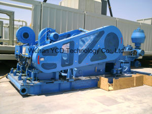Land Drilling Rig 3nb1600 Electric Driving Pump Device pictures & photos