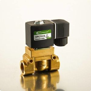 Vpct Series Brass High Temperature Steam Solenoid Valve pictures & photos
