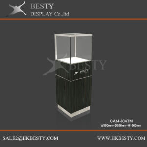 Jewellery Tower Display Showcase with High Power LED Lights pictures & photos