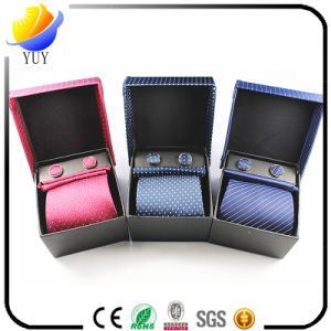 Hot Sell Fashionable Striped Lattice Tie Suit pictures & photos