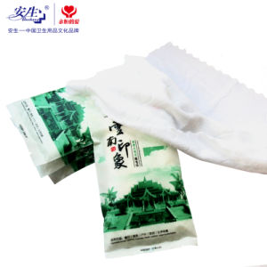 Single Pack Moisturizing Nonwoven Facial Makeup Remover Wet Wipe Towel pictures & photos