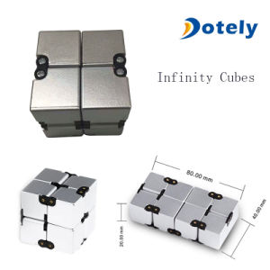 EDC Infinity Mini Cube for Stress Relief pictures & photos