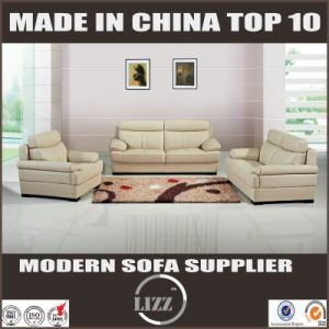 New Design Home Furniture Modern Leather Sofa pictures & photos