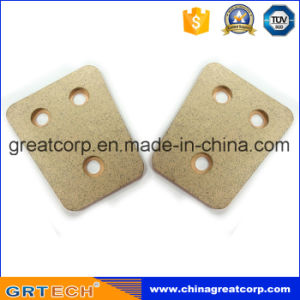 Wholesale Brozen Clutch Button for Clutch Disc pictures & photos