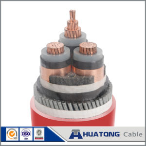 0.6/1kv Cu/XLPE/Sta/PVC 4X120mm2 Power Cable pictures & photos