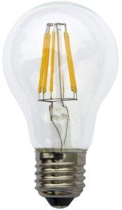 China Factory E27 LED Bulb 6W 2700k 220V Globe Type G60