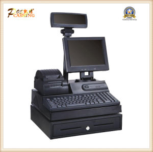 Electronic POS Terminal Cash Register for Point-of-Sale System QC-340 pictures & photos