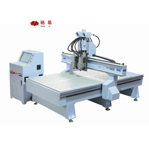 High Efficiency Woodworking CNC Router Machine for MDF Furniture Cutting pictures & photos