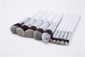 10 PCS Synthetic Sigma Makeup Brush Set Multiple Color Available pictures & photos