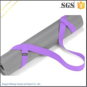 Relax Fitness Equipment Foam Yoga Mat with Custom 6p Free PVC Film Roll pictures & photos