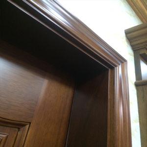 Handmade Carving Door Sapele Wood Entrance Door (XS2-013) pictures & photos