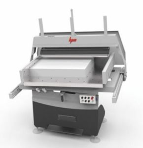 Stack Jogging Machine for Paper Cutting Machine (CZ1130) pictures & photos