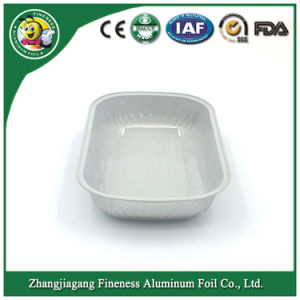 Durable Using Quality-Assured Aluminium Foil Food Containers pictures & photos