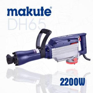 Makute 65mm 2200W Rotary Demolition Impact Hammer Drill pictures & photos