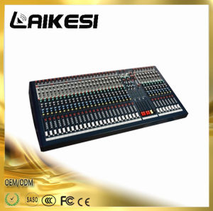 Lx9-32 Audio Mixer Price for Sale pictures & photos