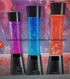 Glitter Lamp with Bluetooth Speaker pictures & photos
