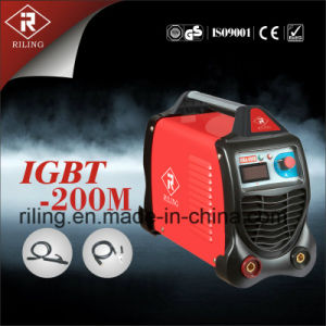 Inverter IGBT Welding Machine (IGBT-120M/140M/160M/180M/200M) pictures & photos