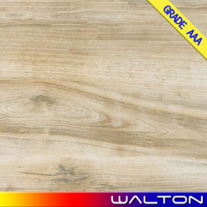 600X600 Wood Look Tile Glazed Porcelain Floor Tile (WG-IMB1621) pictures & photos