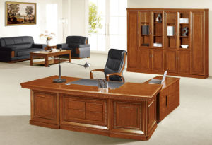 Arch Design Boss Table Chinese Wooden Office Furniture pictures & photos