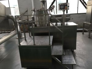 Ghlh-500 Spray System Wet Mixing Granulator pictures & photos