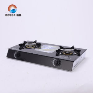 Glass Gas Burner, Two Burners, pictures & photos