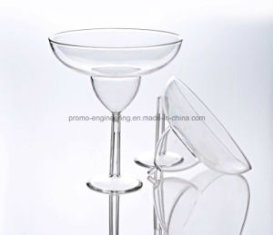 New Arrival Clear Plastic Margaret Glass Cup for Sale pictures & photos