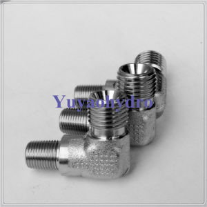 Hydraulic Bsp 60-Degree Pipe Fittings pictures & photos