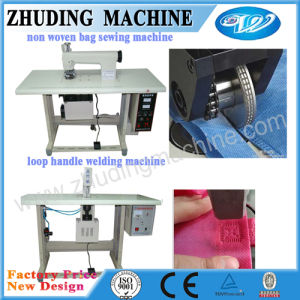 Non Woven Bag Lace Making Embroidery Machine pictures & photos