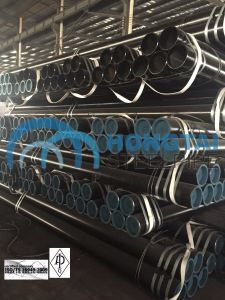Lowest Price Hot Rolling ASME A53 Gr B Seamless Steel Pipe pictures & photos
